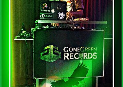 DJ for Gone Green Records