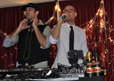DJ & MC at it again! Gone Green NYE Event