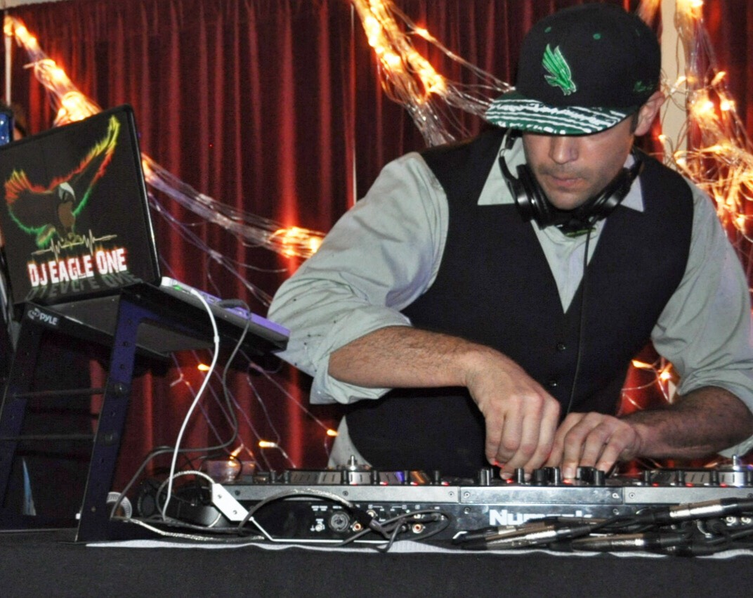 Party Sedona Arizona Northern AZ Event Celebration of the New Year DJ Eagle One Dance Music Passion Hip Hop