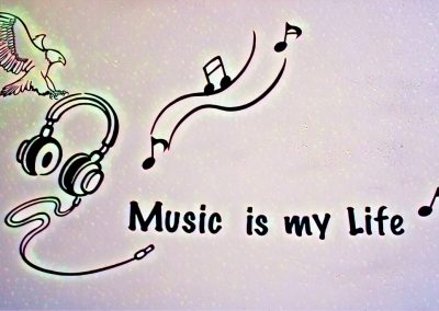 Music is Life. Yours and Mine