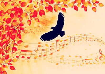 Fall music time