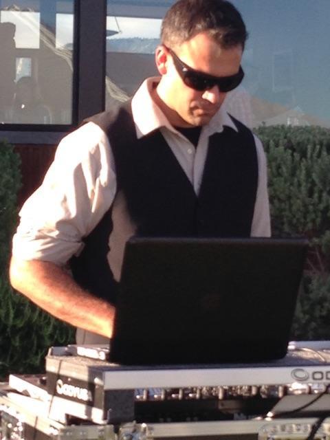 DJ Eagle One Wedding Event in Sedona Arizona