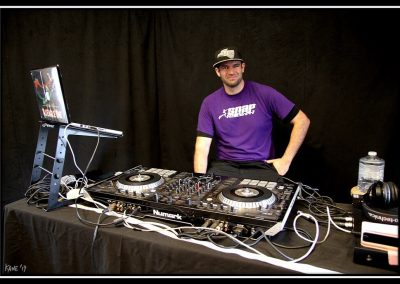 DJ DJs Sedona Arizona AZ Gumption Street Arts Festival Sedona Event Music House Dance Fun