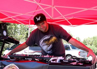 DJ Eagle One Eagles Nest Sedona Street Arts Festival