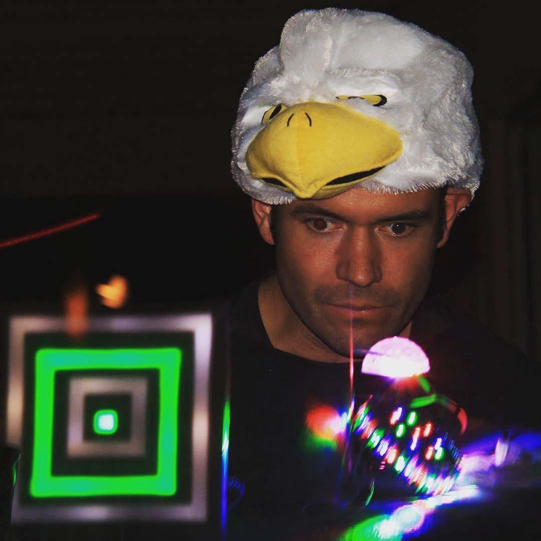 Thinking Eagle Hat On!