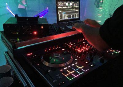 DJ Eagle One Night Life in Sedona Arizona Live Performance