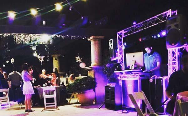 DJ Party Night in Sedona